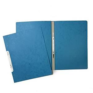 HIT Office Schnellhefter aus Pressspan A4 hellblau 350g