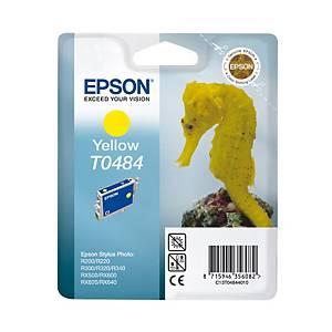 Cartuccia inkjet Epson C13T04844010 400 pag giallo
