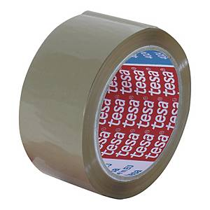 TESA 4263 PACK TAPE 66X48MM BROWN
