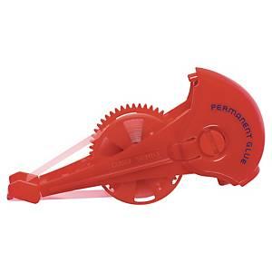Recharge de colle permanente Tesa pour roller - 14 m x 8,4 mm