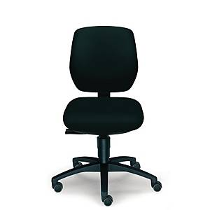 DAUPHIN SH08075 OFFICE CHAIR BLK
