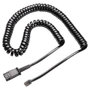 Plantronics U10P câble de téléphone pour micro-casques Supra Plus