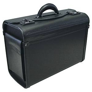 Pilot case Monolith PU - PC portable 17  - noir