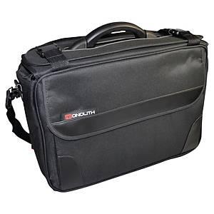 Piloten-Koffer Monolith Soft, Nylon, schwarz