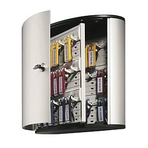 Durable Aluminium Key Box for 36 Keys