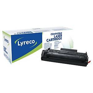 Lyreco compatible HP laser cartridge Q2612A black [2.000 pages]