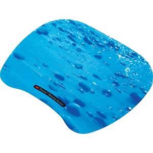 Tapis de souris de précision 3M MS201BP, ultramince, bleu
