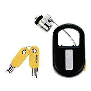 Kensington K64538EU Pocket Saver T-bar lock rollable with key