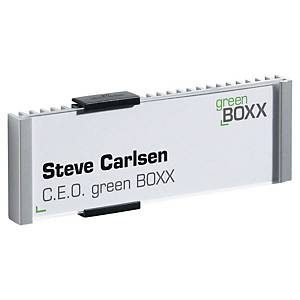 Durable 4800-23 Info sign door sign 14,9x5,25cm