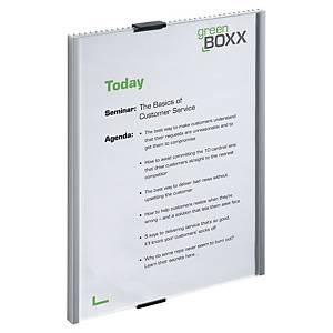 Durable 4806-23 Info sign deurbord, 21 x 29,7 cm, A4, per stuk