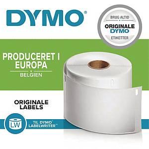Universaletiket Dymo LabelWriter, 13 x 25 mm, rulle a 1.000 etiketter