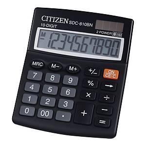 CITIZEN SDC 810B POCK CALC