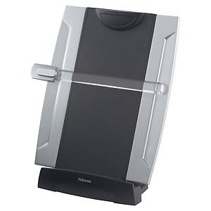 Fellowes (8033201) Office Suites documenthouder met whiteboard, zwart/grijs