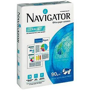 Caixa 5 resmas de 500 folhas de papel Navigator Expression - A4 - 90 g/m²