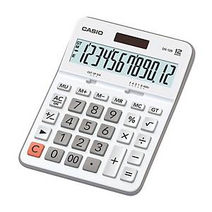 CASIO Gx-12B-We Desktop Calculator 12 Digits