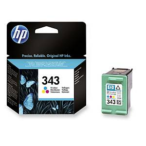 HP C8766EE inkjet cartridge nr.343 colour [330 pages]