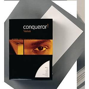 Papier à lettres A4 Conqueror 830308, blanc, 100 g, les 500 feuilles