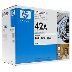 HP Q5942A laser cartridge nr.42A black [10.000 pages]