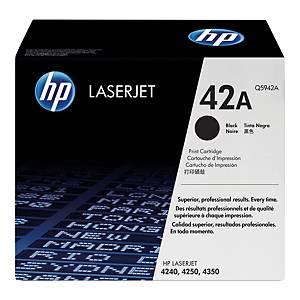 Toner HP 42A Q5942A czarny