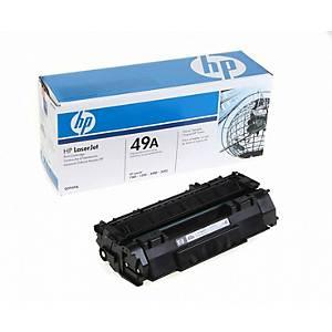 Cartouche toner HP 49A (Q5949A), noire