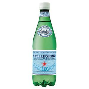Eau gazeuse San Pellegrino 50 cl - plateau de 24 bouteilles