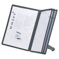Durable SHERPA SOHO 5 táblás bemutatótábla tartó