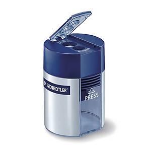 STAEDTLER 512001 2HOLE SHARPENER BLUE