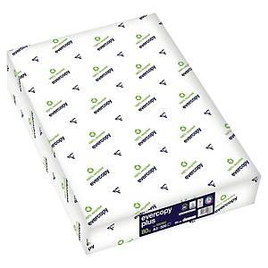 Papier recyclé blanc A3 Clairefontaine Evercopy Plus - 80 g - 500 feuilles