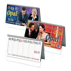 DANMARK 26653 OFFICE CAL OPAL VERT A4