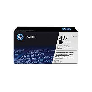 Toner HP Q5949X, Reichweite: 6.000 Seiten, schwarz