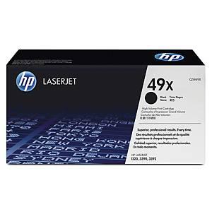 HP 49X Q5949X laservärikasetti musta