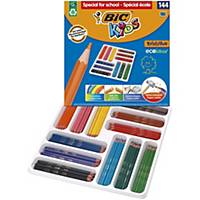 Bic Kids Evolution ECOlutions Colouring Pencils - Assorted, Classpack of 144