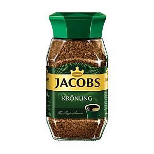 Jacobs Kronung instant kávé, 200 g
