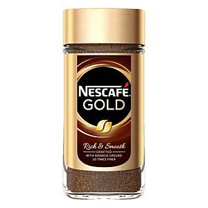 Rozpustná káva Nescafé Gold Blend, 200 g