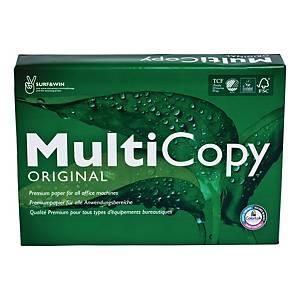 Multifunktionspapir MultiCopy Original, A4, 75 g, kasse a 5 x 500 ark
