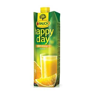 Happy Day gyümölcslé 100% narancs, 1l