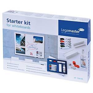Legamaster 125000 whiteboard starter kit
