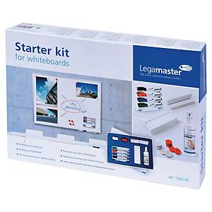 Whiteboard starter kit Legamaster
