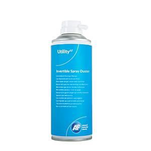 Vzduchový čistič Lyreco, horľavý, 400 ml