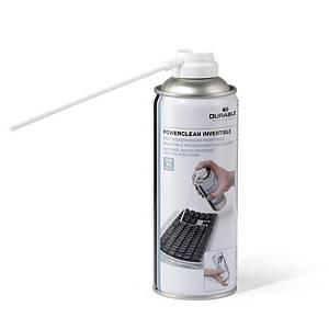 Aerosol antipolvo Lyreco para uso en cualquier posición - inflamable - 200 ml