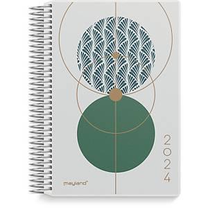 Kalender Mayland 2090 00, dag, 2020, pp-plast, 4 illustrationer