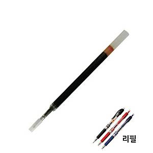 동아 U-노크펜 리필 0.5mm 검정 (12개 구매시 다스구성)