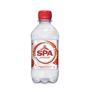 Spa Intense bruisend water, pak van 24 flessen van 0,33 l
