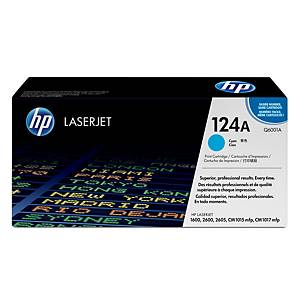 HP Q6001A laser cartridge nr.124A blue [2.000 pages]