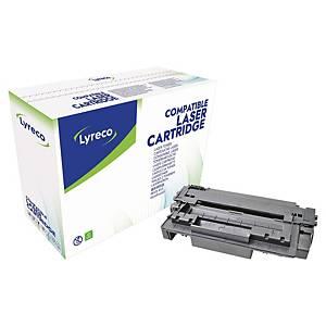 Lyreco compatible HP Q6511A cartouche laser nr.11A noire [6.000 pages]