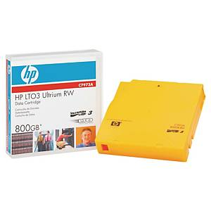 HP C7973A Ultrium LTO 3 datacartridge - 400/800GB