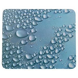超薄滑鼠墊 (水滴圖案)