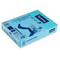Kopierpapier Lyreco, A4, 160g, dunkelblau, 250 Blatt