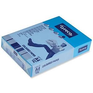 Lyreco väripaperi A4 160g voimakas sininen, 1 kpl=250 arkkia