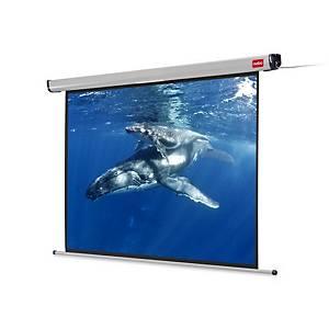 Elektrické projekční plátno nástěnné Nobo, 160 x 120 cm, 4 : 3